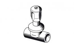 Podžbukni ventil