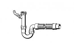 Jednodjelni sifon