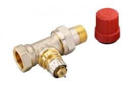 Ravni termostatski ventil
