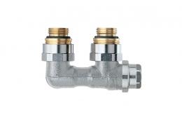 H-ventil kutni za jednocijevni sistem