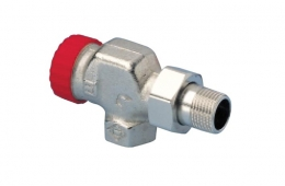 Termostatski ventil aksijalni