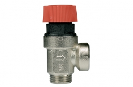 Sigurnosni ventil 369 - vanjski navoj