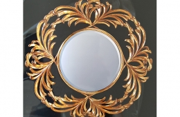 Ogledalo Ø 90 cm